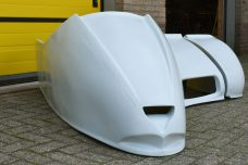 Stroomlijnset F2 carb/kev